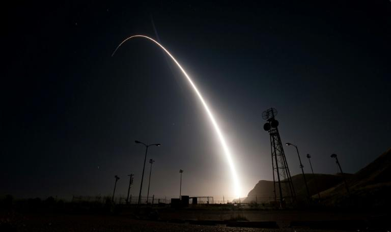 USA  in missile test just days after North Korea launch