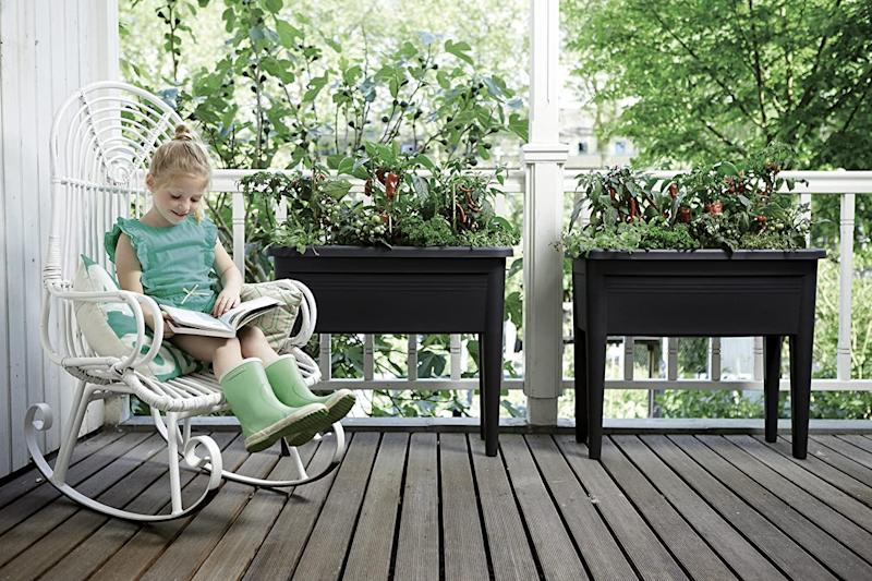 Best outdoor planters to grow your fruit, veg and flowers