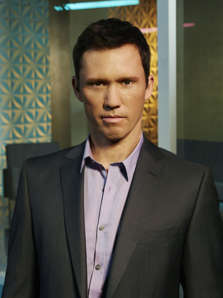 "Jeffrey Donovan as Michael Westen in ""Burn Notice"" Season 7."