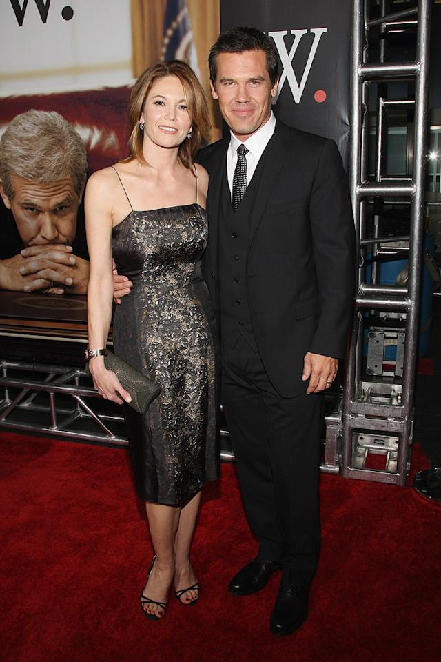 "<a href=""http://movies.yahoo.com/movie/contributor/1800020036"">Diane Lane</a> and <a href=""http://movies.yahoo.com/movie/contributor/1800019611"">Josh Brolin</a> at the New York premiere of <a href=""http://movies.yahoo.com/movie/1810026489/info"">W.</a> - 10/14/2008"
