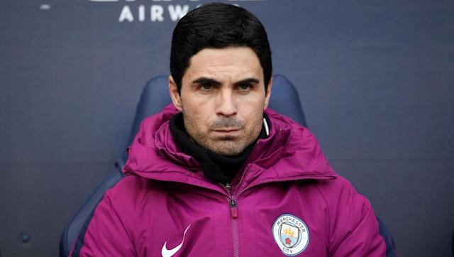 """<p>Another former Arsenal player with <a href=""""http://www.90min.com/teams/manchester-city?view_source=incontent_links&view_medium=incontent"""" rel=""""nofollow noopener"""" target=""""_blank"""" data-ylk=""""slk:Manchester City"""" class=""""link rapid-noclick-resp"""">Manchester City</a> links, Mikel Arteta is said to be Arsene Wenger's own preferred choice to replace him at the Emirates should he decide to leave. </p> <br><p>Arteta joined Arsenal from Everton in 2011 and went on to make 110 appearances for the north London club until he retired in 2016. The Spaniard's only taste of coaching experience has come at the Etihad where he was appointed as City's joint assistant coach by Pep Guardiola in 2016. </p> <br><p>His coaching exploits with the Citizens has apparently caught the attention of the Arsenal hierarchy. The Gunners will face stiff competition from another of Arteta's former clubs should they try to reel him in, however, with <a href=""""http://www.90min.com/teams/everton?view_source=incontent_links&view_medium=incontent"""" rel=""""nofollow noopener"""" target=""""_blank"""" data-ylk=""""slk:Everton"""" class=""""link rapid-noclick-resp"""">Everton</a> also thought to be keen. </p> <br><p>Arsenal players, on the other hand, are reportedly unhappy with the idea of being managed by one of their former team-mates who they see as being arrogant. </p>"""