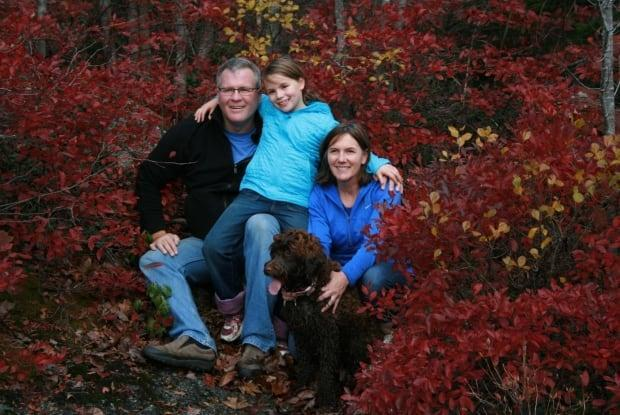 A friend of the Taylor family told CBC that Tim's wife and daughter were his whole world.