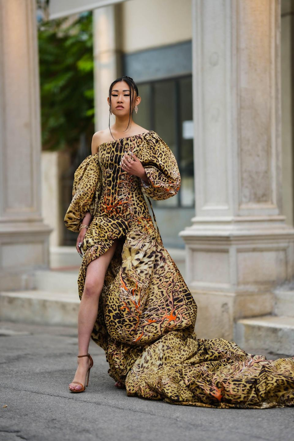 <p>Posting a photo of Jaime Xie wearing Spring 2005 Roberto Cavalli to his Instagram, the stylist called the <b>Bling Empire</b> star the Queen of Archive. It looks like she's found herself in the right hands with Roach, who - we'll just say it - is the King of Archive.</p>