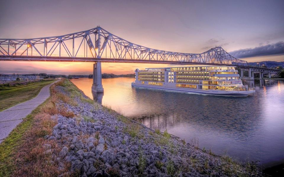 Viking Mississippi cruise ship to set sail in 2022