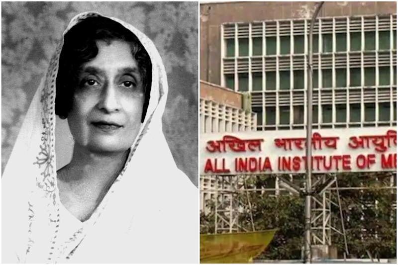 While Crediting Nehru for AIIMS, Let's Not Forget There's a Woman Behind India's Finest Hospital