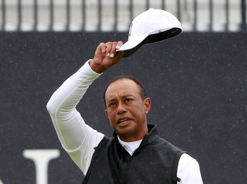 Golf: Woods ready to return, commits to Memorial