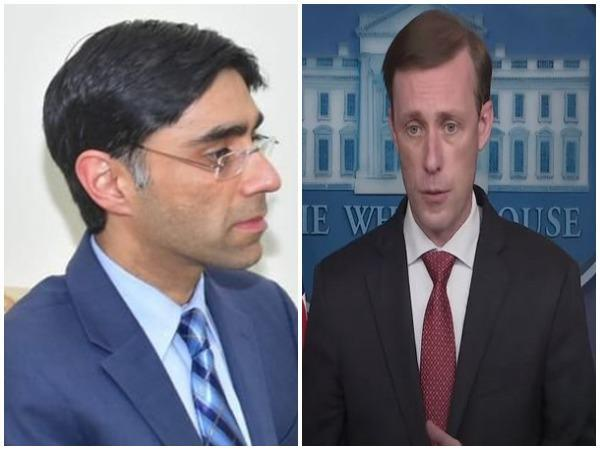 US National Security Advisor Jake Sullivan met with his newly appointed Pakistani counterpart Moeed Yusuf in Geneva on March 23.