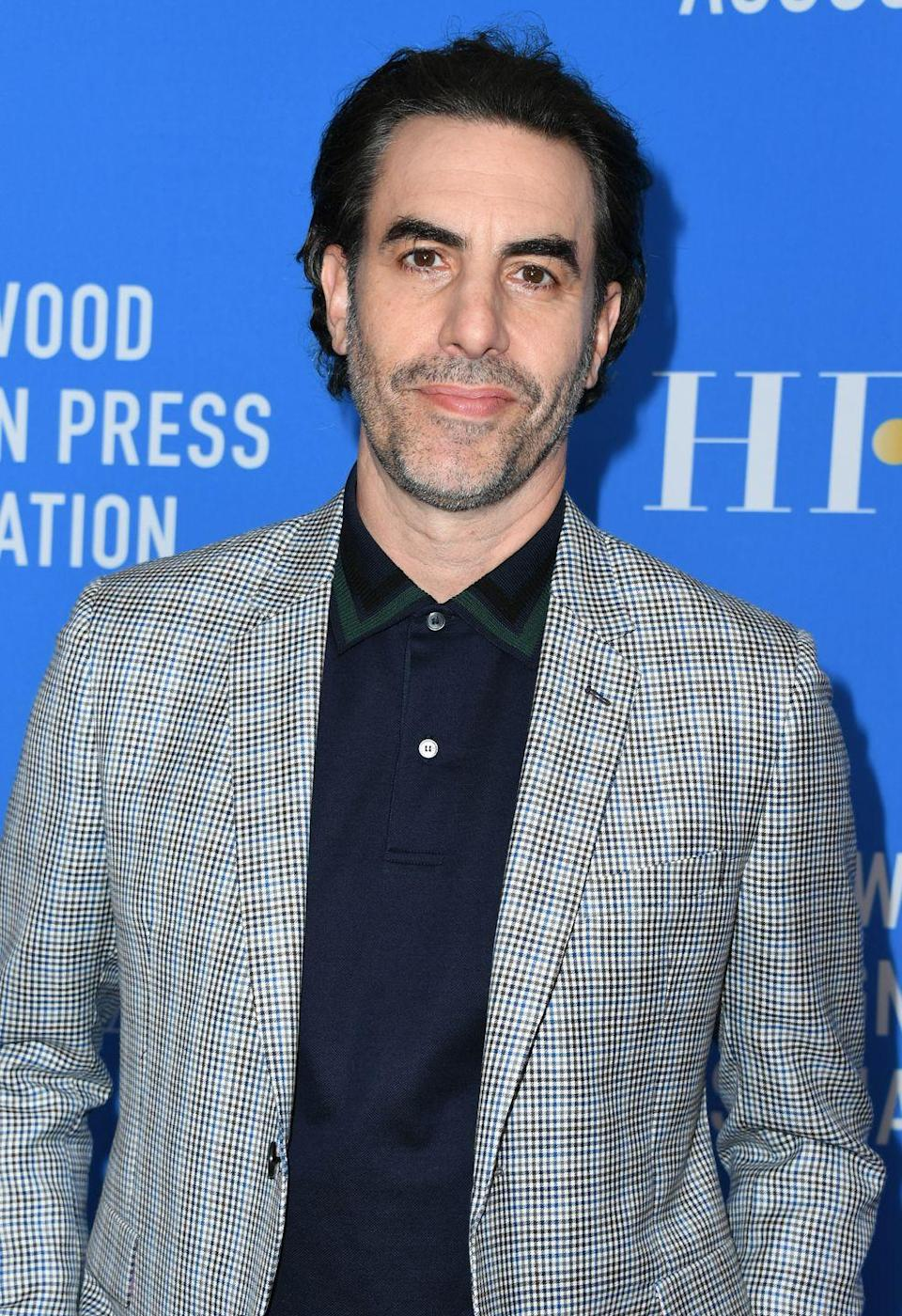 <p>He's known for taking his characters to extreme. If there's any place to test out new material, a hosting gig on <em>SNL</em> would be the perfect place to do so. </p>