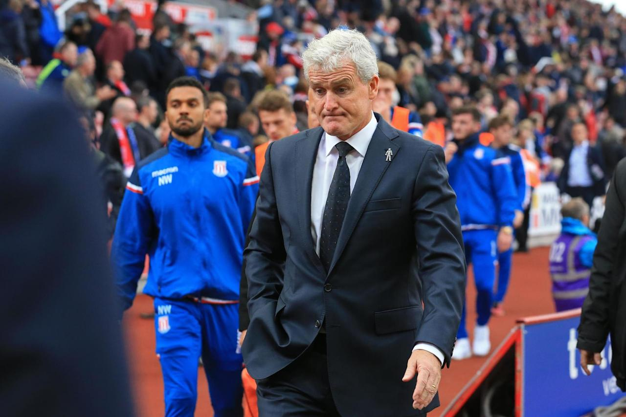 Chelsea 'flattered' by 4-0 scoreline in Stoke win, says Mark Hughes