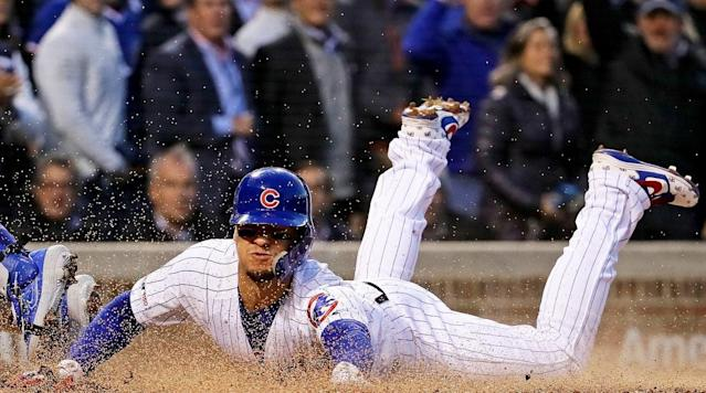 El Mago: Once Again, Javy Baez Proves the Laws of Physics Do Not Apply to Him