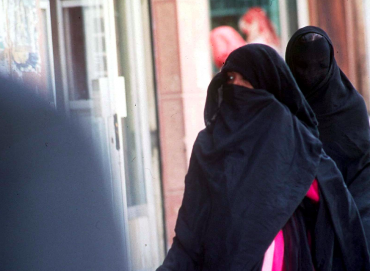 Women in Saudi Arabia are forced to cover their bodies (Rex)