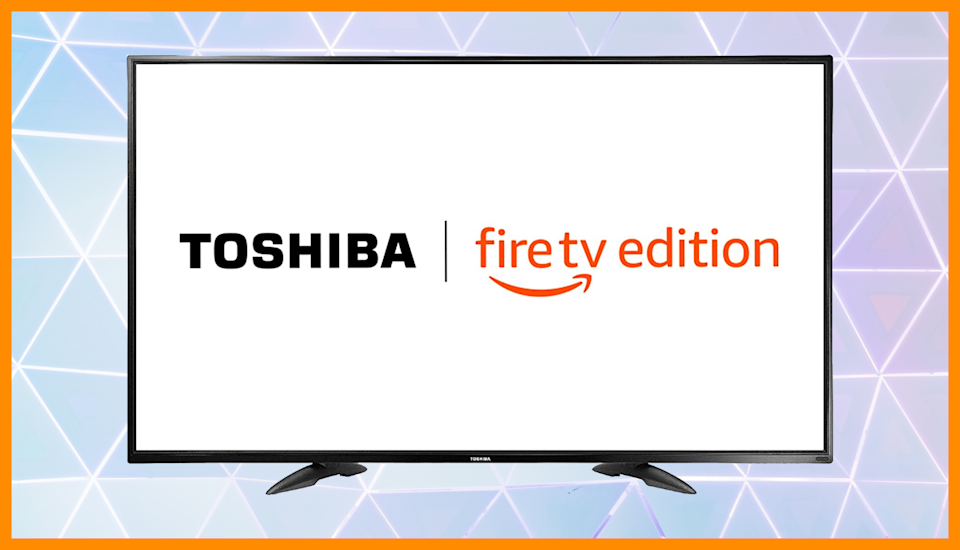 Toshiba 55-inch Smart 4K UHD TV—Fire TV Edition (TF-55A810U21). (Photo: Amazon)