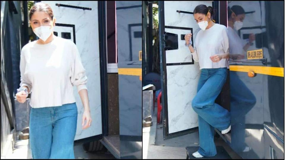 Anushka Sharma resumes work, three months after daughter