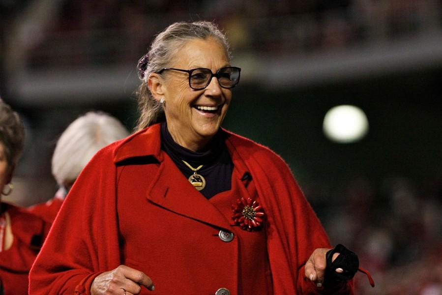 "<div class=""caption-credit""> Photo by: Richey Miller/Cal Sport Media/ZUMAPRESS.com/Newsco</div><div class=""caption-title"">Alice Walton</div>Alice Walton <br> <br> Net worth: $26.3 billion <br> Country: U.S. <br> Source of wealth: Wal-Mart <br> Wal-Mart heiress Alice Walton gave $1.7 million to a Washington D.C. charter schools initiative alongside fellow billionaires Bill Gates, Paul Allen and Steve Ballmer. The Walton family's most generous philanthropist, her ambitious Crystal Bridges Museum of American Art in Bentonville, Ark., opened in 2011 featuring works donated from her personal collection--which is valued in the hundreds of millions of dollars. <br>"