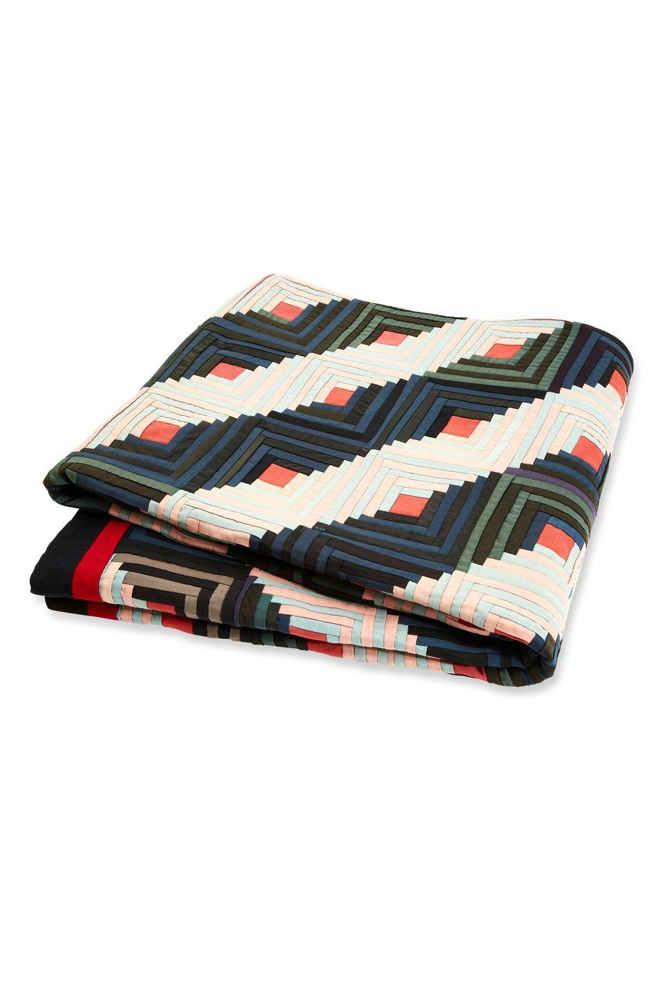 <p><strong>What it was worth (2011):</strong> $2,500</p><p><strong>What it's worth now: </strong>$1,000</p><p>Although this blanket decreased in value by more than 50 percent, we think every handmade quilt is priceless.</p>