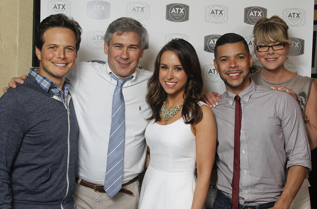 ATX Television Festival on Saturday, June 8, 2013 in Austin, Texas.(Photo by Jack Plunkett)