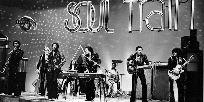 """""""Soul Train"""" Musical in the Works"""