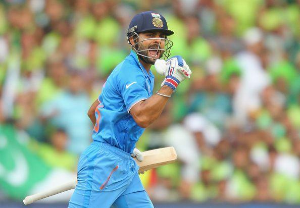 India v Pakistan - 2015 ICC Cricket World Cup
