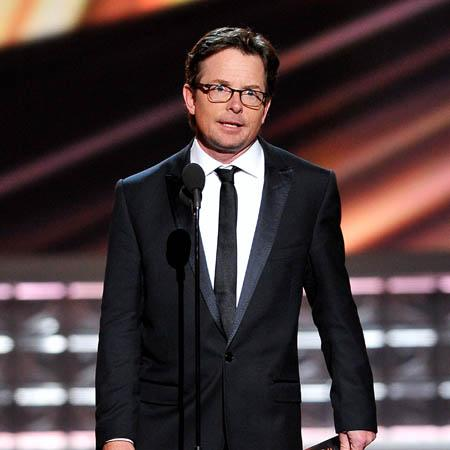 Michael J. Fox: Wife saved me