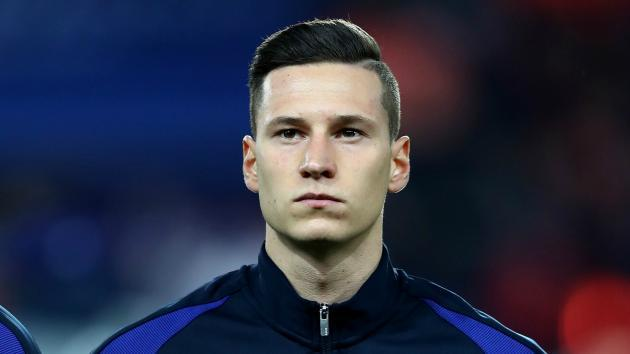 Draxler not trying to leave PSG after Neymar arrival, says agent