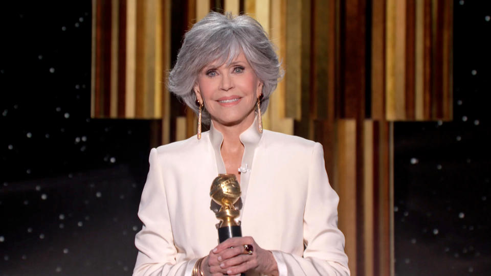 Jane Fonda called for representation in Hollywood, 42 years after