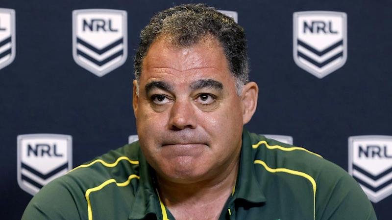 Kangaroos coach Mal Meninga says it would be premature to cancel the tour of Great Britain