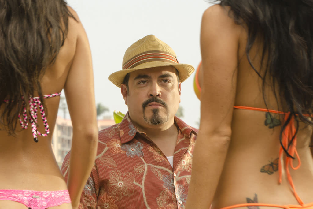 "David Zayas as Angel Batista in the ""Dexter"" episode, ""Do the Wrong Thing."""
