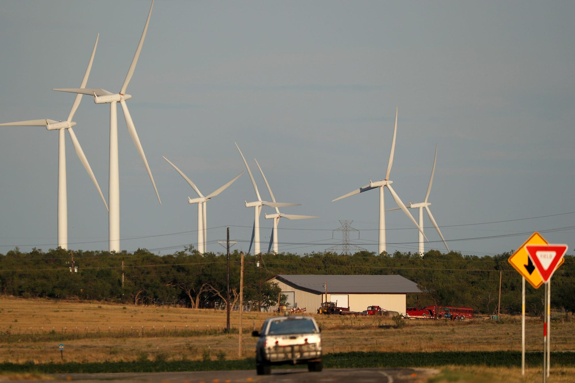 Fact Check Frozen Wind Turbines Don T Deserve All The Blame For Texas Blackouts