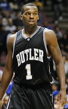 Shelvin Mack and Butler are heating up and looking like a national contender once again