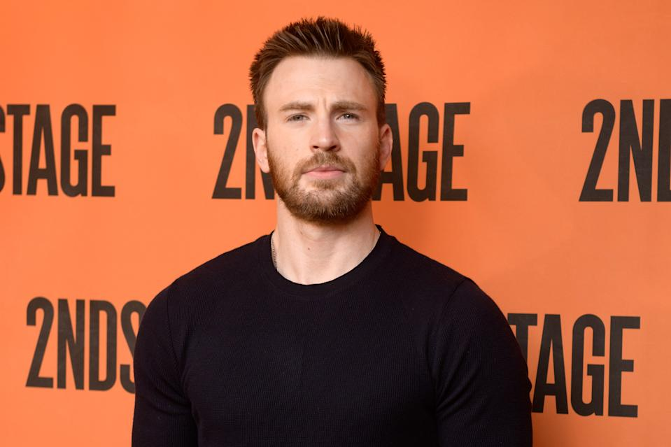 Chris Evans (Photo by Noam Galai/Getty Images)
