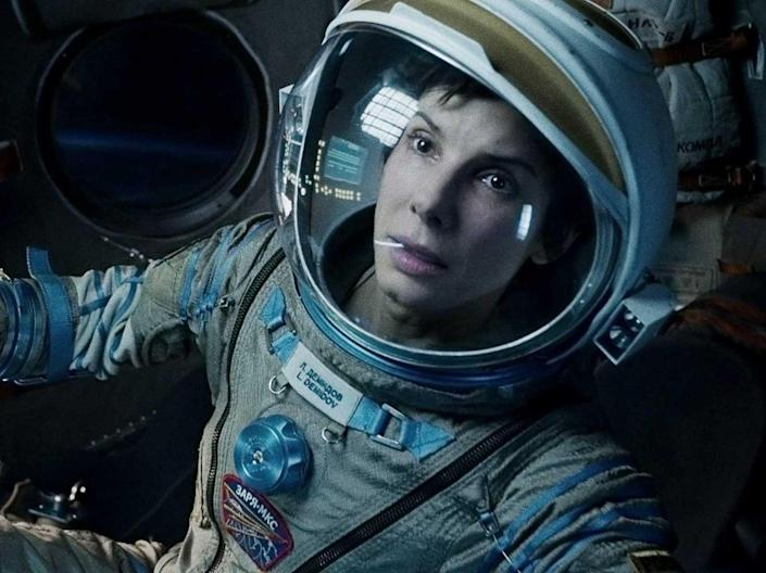 "<p>The opening title card of Alfonso Cuaron's 2013 space survival flick tells us, ""At 600 km above planet Earth, the temperature fluctuates between +258 and -148 degrees Fahrenheit. There is nothing to carry sound. No air pressure. No oxygen. Life in space is impossible.""</p><p>Sandra Bullock's Dr. Stone, who isn't even supposed to be up there, survives not only the decimation of her space shuttle, but also a fire-extinguisher-propelled float between space stations, a massive fire, the death of her only companion, and an unplanned and uncontrolled re-entry into Earth's atmosphere. She's about as resilient as they come.</p>"