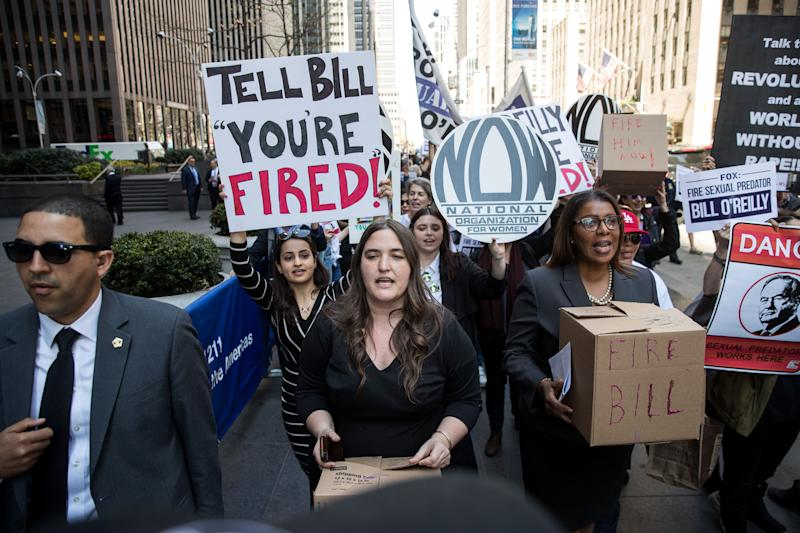 What the Bill O'Reilly and Uber Scandals Have in Common: Brave Women