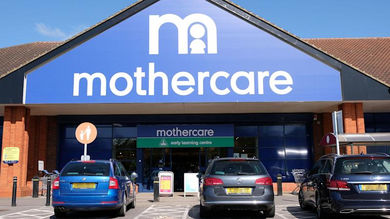 Mothercare to disappear from the high street after 59 years
