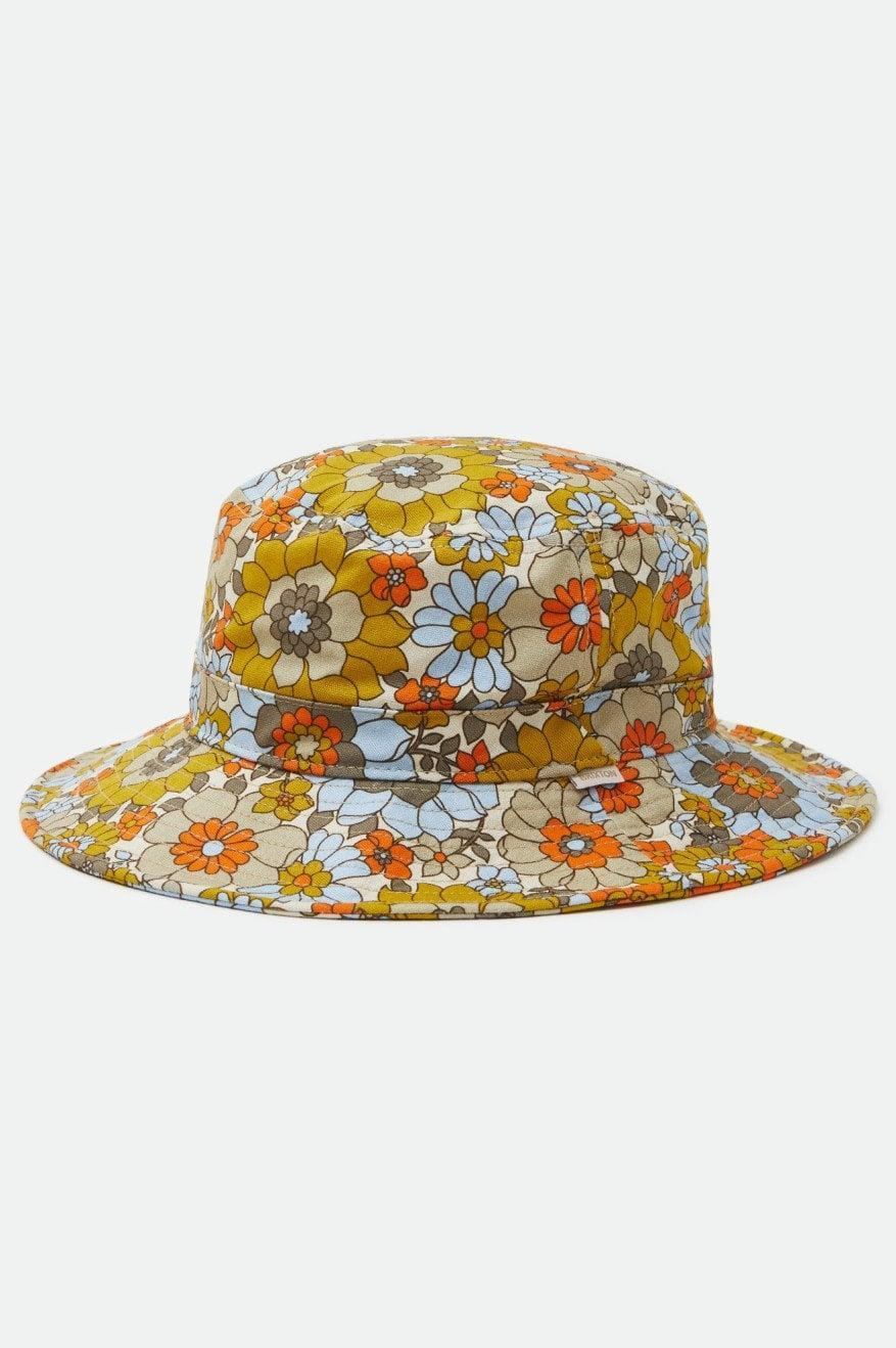 <p>This <span>Brixton Petra Packable Bucket Hat</span> ($49) will give you a reason to smile.</p>