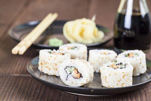 Spontaneously combusting sushi flakes blamed in mystery blazes