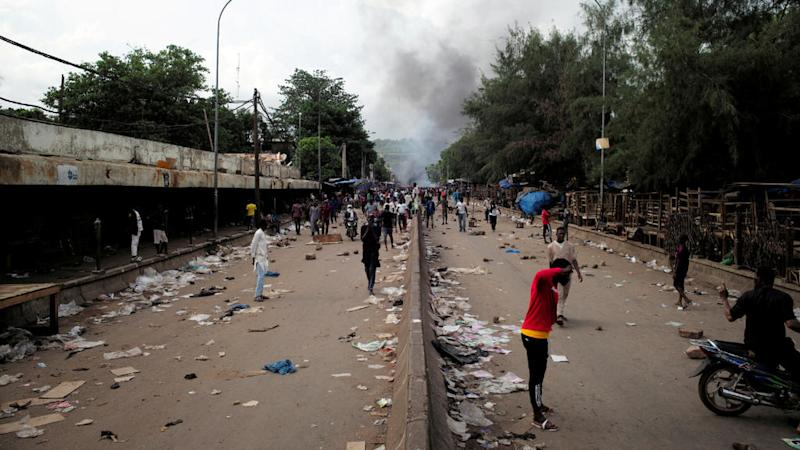 Mali protest leader calls for calm after demonstrations turn deadly