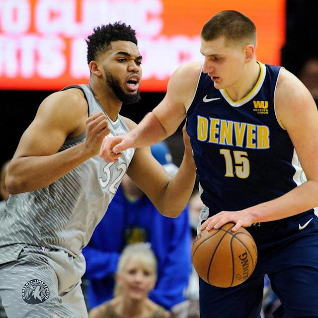 B/R NBA Player Rankings: Top 15 Centers for 2019-20