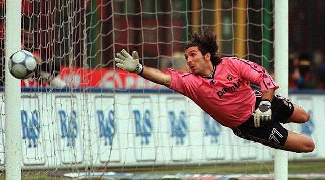 The legendary Juve net-minder is braced for his 1,000th senior appearance when Italy take on Albania. Heres our exclusive sit-down with the shot-stopper from July 2014