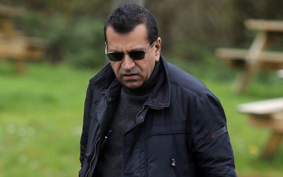 Martin Bashir, 58, resigned as the BBC's religion editor on grounds of ill health ahead of the publication of the findings of the BBC inquiry - ©nobledraperpictures