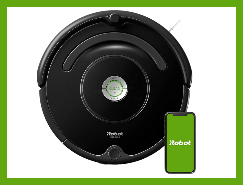 Dirt Detect technology ensures the robot finds the dirtiest areas in your home. (Photo: Amazon)