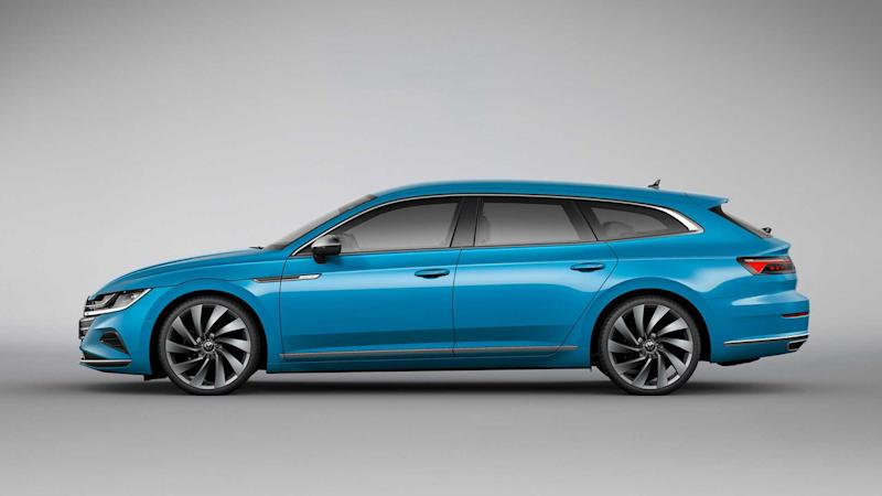 VW Arteon Shooting Brake (2020)