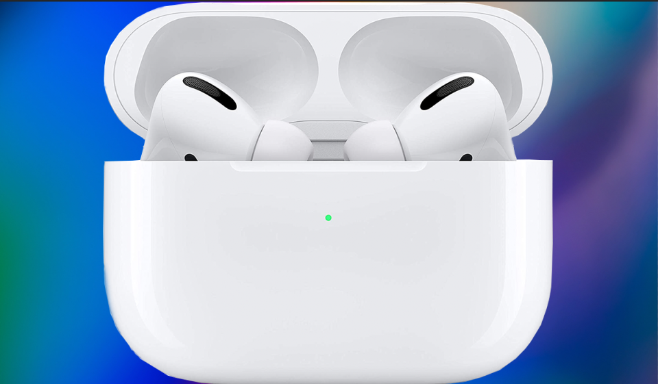 Customizable AirPods Pro can be the Apple of your ear for under $200. (Photo: Amazon)