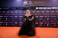"Contestant Kate Miller-Heidke of Australia poses on the ""Orange Carpet"" during the opening ceremony of the 2019 Eurovision Song Contest in Tel Aviv, Israel May 12, 2019. REUTERS/Amir Cohen"