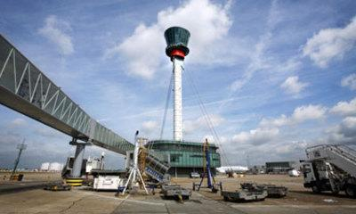 London 2012: Air Traffic Chief's Challenge