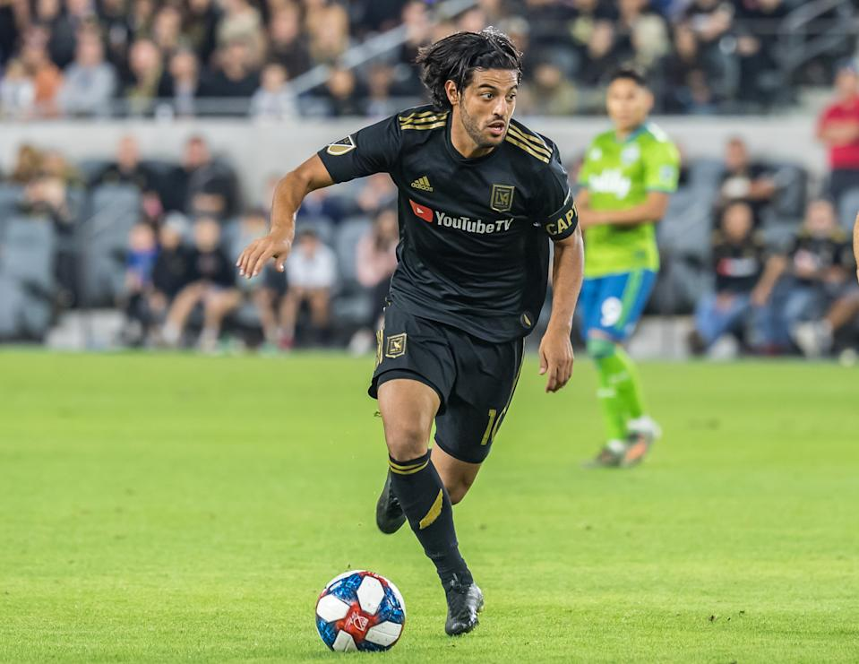 Carlos Vela and LAFC will have to wait another year to try and complete their ultimate objective. (Getty Images)