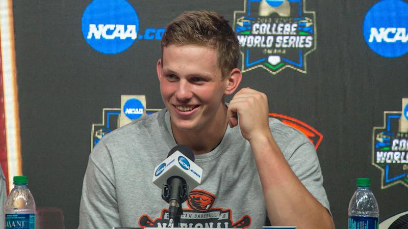 Adley Rutschman finally signed his contract with the Orioles and it could be a record-setter