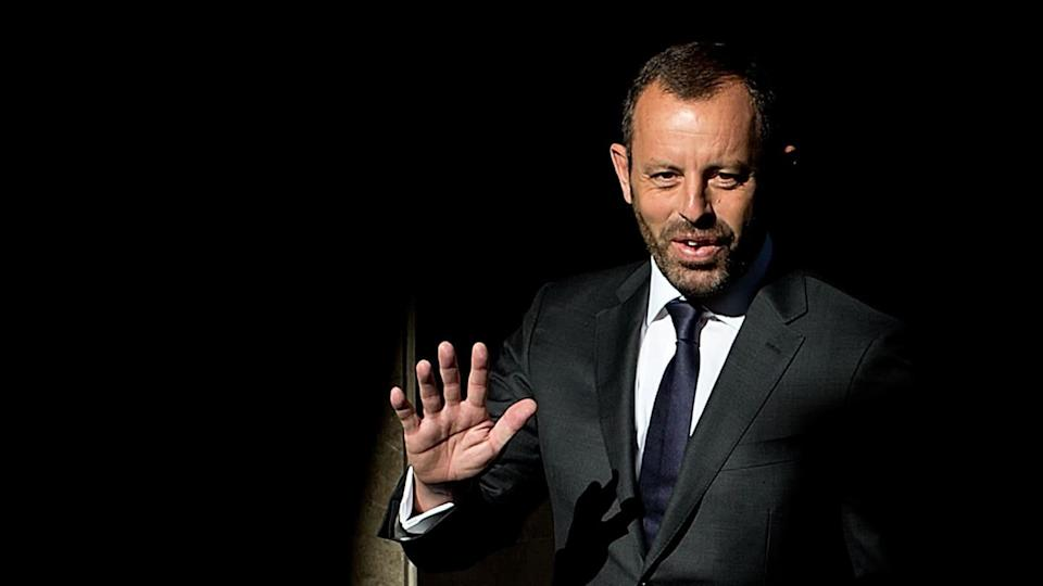 Former FC Barcelona President Sandro Rosell In Court Over Neymar Signing   Gonzalo Arroyo Moreno/Getty Images