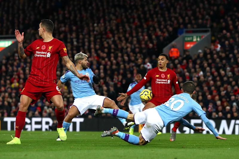 Liverpool's Trent Alexander-Arnold Says Ball Did Hit His ...