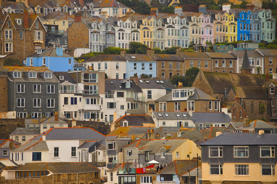 St Ives is a seaside town in Cornwall, United Kingdom. The town was commercially dependent on fishing but now it is now primarily a popular seaside resort and it is renowned for its number of artists.