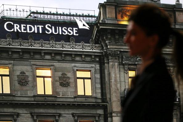 Credit Suisse reports almost 6-fold rise in 3Q net profit